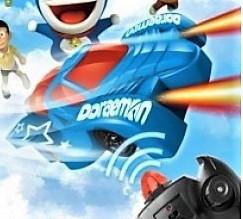 Антигравітаційна машинка Doraemon 3199