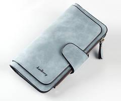 Клатч гаманець Baellerry Forever N 2345 джинс блакитний
