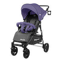 Детская легкая прогулочная коляска BABYCARE Strada CRL-7305  Royal Purple