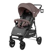 Детская легкая прогулочная коляска BABYCARE Strada CRL-7305 Latte Beige