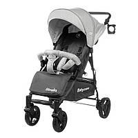 Детская легкая прогулочная коляска BABYCARE Strada CRL-7305 Cloud Grey
