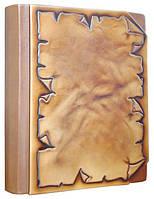 """Ежедневник формат А5 натуральная кожа """"Пергамент"""" Foliant, фото 1"""