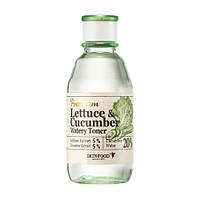 SkinFood Premium Lettuce & Cucumber Watery Toner Успокаивающий тонер