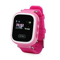 Смарт-часы для детей Smart baby Watch Q60 Розовые, фото 1