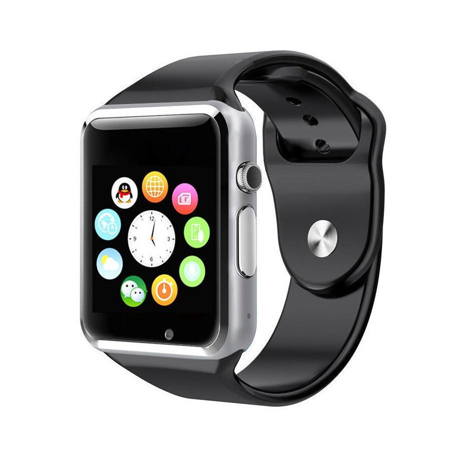 Черные умные часы Smart Watch A1