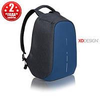 """Рюкзак протикрадій міської XD Design Bobby Compact 14"""", Diver Blue (P705.535)"""