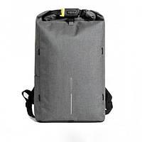 "Рюкзак протикрадій XD Design Bobby Urban Lite 15.6"" Grey (P705.502)"