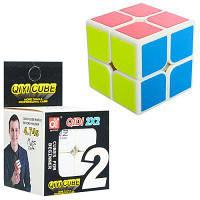 Кубик Рубика EQY509 2х2, 5,5 см, в кор-ке  5,5-5,5-9 см