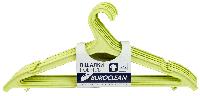 Вешалка Вешалки пластиковые Buroclean 10300881 ассорти