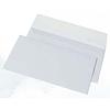 Конверт 100х220 мм белый с отрывной лентой 85-1423