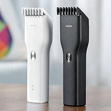 Машинка для стрижки волос с керамическими лезвиями Xiaomi Enchen Boost. Акумуляторная с USB зарядкой.