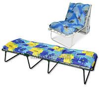"""Розкладушка-крісло """"Ліра"""" с210., фото 1"""