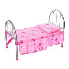 Кроватка игрушечная 9342 / WS 2772