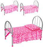 Ліжечко іграшкова 9342 / WS 2772, фото 3