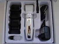 Машинка - триммер для стрижки волос PROMOTEC PM-357 с насадками