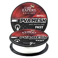 ПВА-сетка для рыбалки 7м 25мм на шпуле Energofish Carp Expert PVA Refill Mesh Anti Raffeling Fast (30141225), фото 1