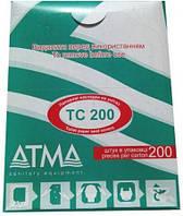 Накладки для унитаза Накладки ТС-200 для унитаза 1/4 200 шт.Укр 0130971