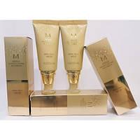 Бархатный ББ-крем Missha M Gold Perfect Cover B.B Cream SPF42/PA+++, тон #21, 50мл