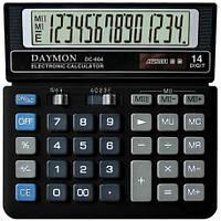 Калькулятор DAYMON DC-604 NEW
