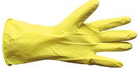Перчатки OPTIMUM-17201250 латексные хозяйственные  014510, фото 1