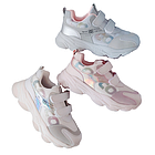 Пудровые кроссовки от Том М девочкам, 33, 34, 35, 36, 37, 38 Весенние, осенние, розовые Томми, фото 10