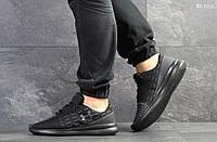 Мужские кроссовки в стиле Under Armour, сетка, черные 41(26,3 см), размеры:41,46