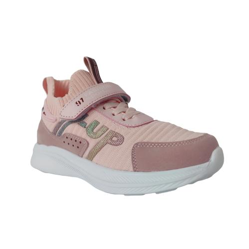 Текстильные кроссовки от Том М девочкам, 34, 35, 37, 38 Весенние, легкие, розовые пудровые Томми