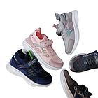 Текстильные кроссовки от Том М девочкам, 34, 35, 37, 38 Весенние, легкие, розовые пудровые Томми, фото 9