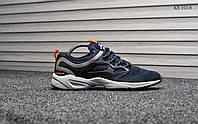 Мужские кроссовки в стиле мужские Reebok Fury, синие 41(26 см), в наличии:41,42,43,44,45