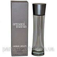 Чоловіча туалетна вода Giorgio Armani Armani Mania Pour Homme (репліка)