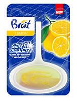 Туалетний блок Brait Лимон, 40 г