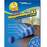 Салфетки для пыли Микрофибра-салфетка XL для уборки универсал 50х60см 0146551