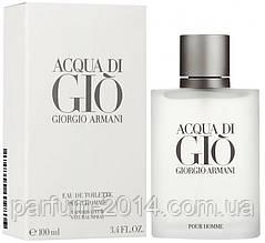 Мужская туалетная вода Giorgio Armani Acqua di Gio pour homme 100 ml (реплика)