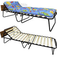 Раскладушка-кровать «Альфа 70», фото 1