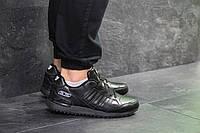 Мужские кроссовки в стиле Adidas ZX 750 Black, 44(28 см), последний размер