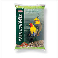 Padovan Naturalmix Parochetti для средних попугаев 850 гр.