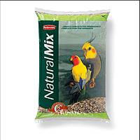 Padovan Naturalmix Parochetti для средних попугаев 25 кг.