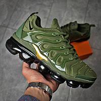 Мужские кроссовки в стиле Nike Tn Air, текстиль, хаки 42(27 см), в наличии:42,44