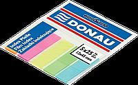 Закладки пластиковые Neon Donau 7577001PL
