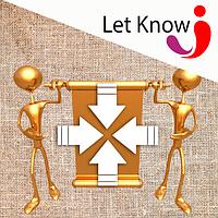 Розміщення банера по центру на дошці оголошень Let-Know на 1 місяць