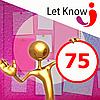 Размещение 75 позиций на доске объявлений Let-Know на 1 месяц