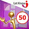 Розміщення 50 позицій на дошці оголошень Let-Know на 1 місяць