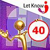 Розміщення 40 позицій на дошці оголошень Let-Know на 1 місяць
