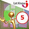 Размещение 5 позиций на доске объявлений Let-Know на 1 месяц