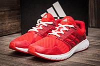 Мужские кроссовки в стиле Adidas Duramo 8 M, красные с белым 44(28 см), последний размер