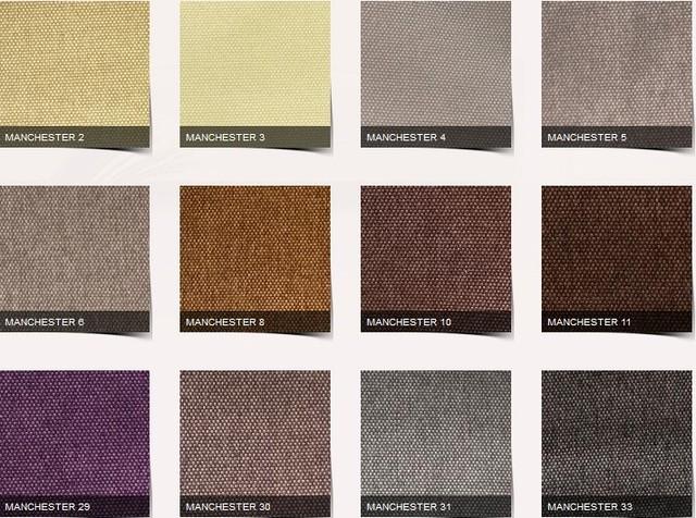 Обивочные мебельные ткани Рогожка