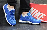 Мужские кроссовки в стиле Nike Air Max 97, синие 43 (27,5 см)