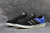 Мужские кроссовки в стиле Adidas Humburg, 41(26,2 см), в наличии:41,43,44