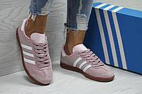 Женские кроссовки в стиле Adidas Hamburg, 40(26 см), последний размер