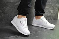 Мужские кроссовки в стиле Reebok, белые 44 (28 см)